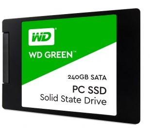 WD Green 3D NAND SSD 240GB - zdjęcie główne
