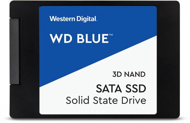 WD Blue 3D Nand SSD 500GB - zdjęcie główne