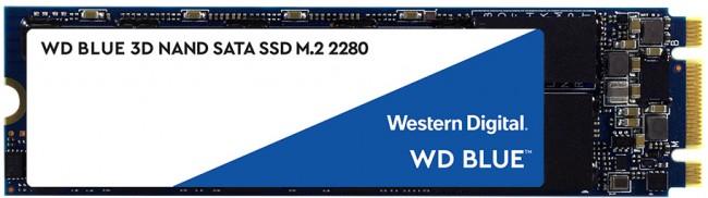 WD Blue 3D Nand SSD M.2 500GB - zdjęcie główne