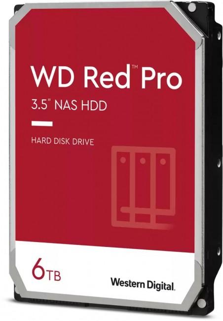WD Red Pro 6TB - zdjęcie główne
