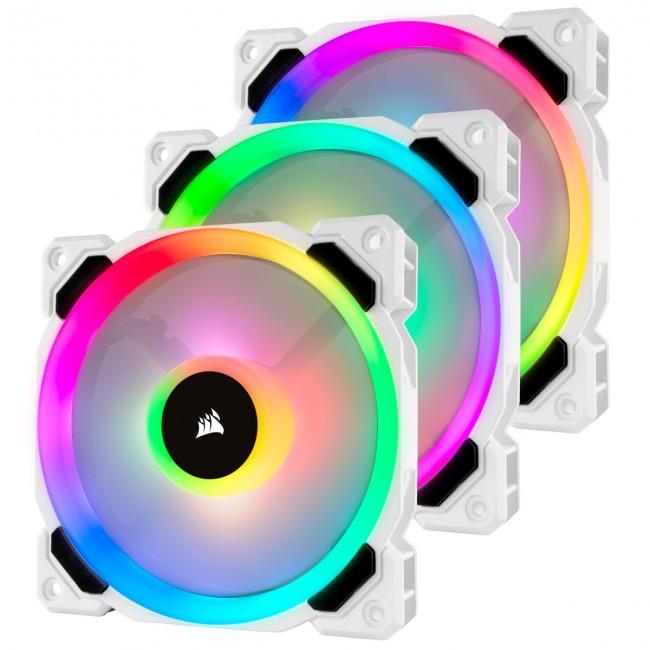 Corsair LL120 RGB LED Static Pressure trójpak CO-9050092-WW - zdjęcie główne