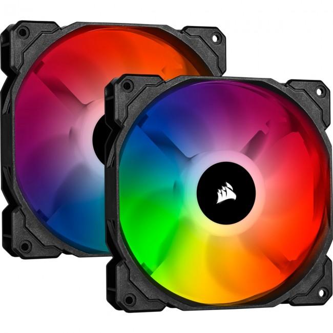 Corsair iCUE SP140 RGB PRO Performance 140mm Dual Fan Kit CO-9050096-WW - zdjęcie główne