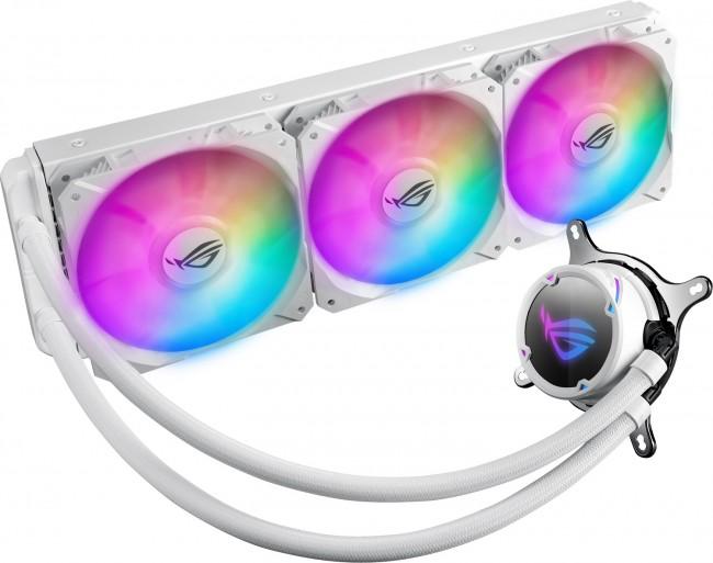 ASUS ROG STRIX LC 360 RGB White - zdjęcie główne