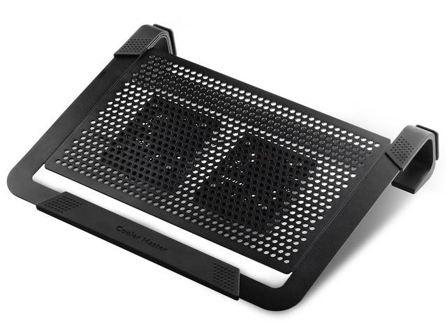 Cooler Master Notepal U2 Plus czarna - zdjęcie główne