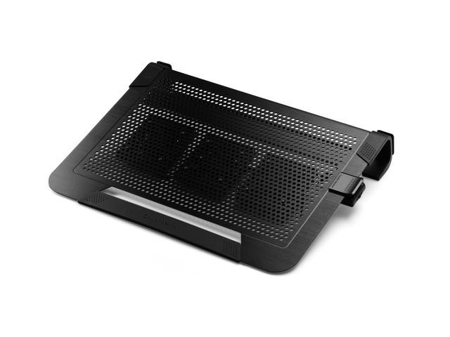 Cooler Master Notepal U3 Plus czarna - zdjęcie główne