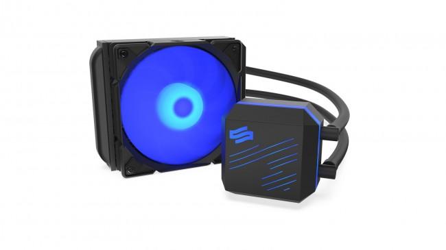 SilentiumPC Navis RGB 120 - zdjęcie główne