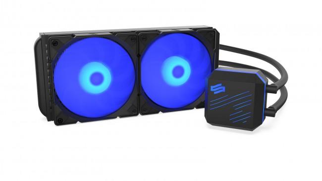 SilentiumPC Navis RGB 240 - zdjęcie główne