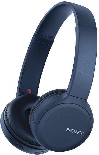 Sony WHCH510 Niebieskie - zdjęcie główne