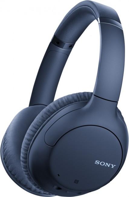 Sony WHCH710NL Niebieskie - zdjęcie główne
