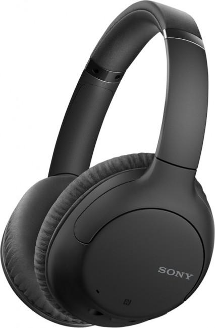 Sony WHCH710NB Czarne - zdjęcie główne