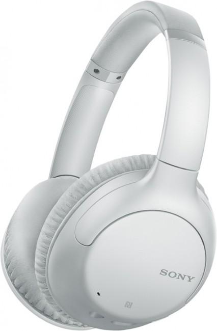 Sony WHCH710NW Białe - zdjęcie główne