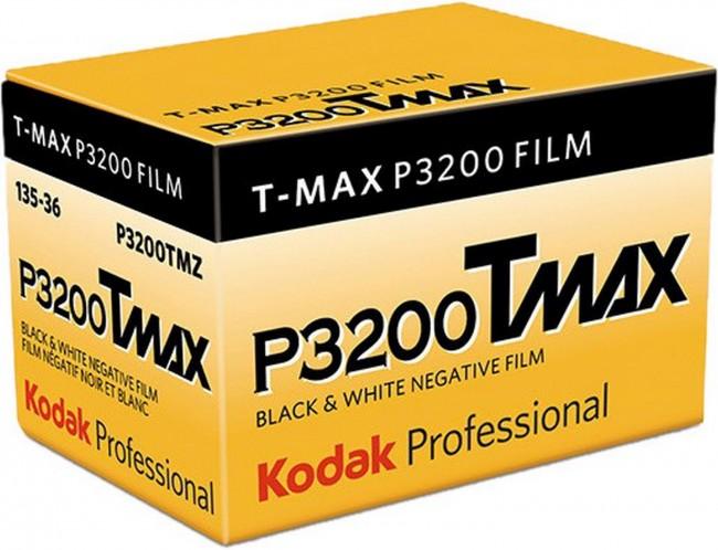 KODAK T-MAX P3200 135-36X1 - zdjęcie główne