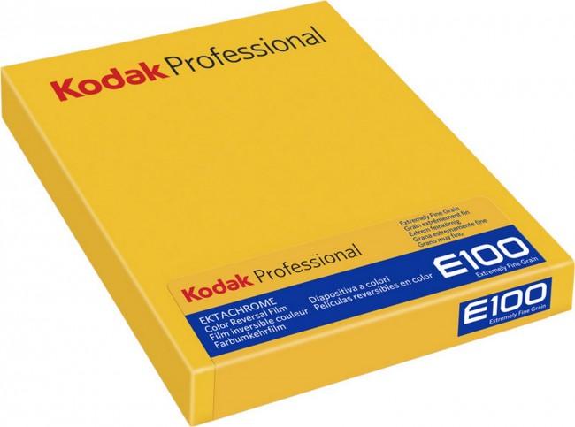 KODAK EKTACHROME E100 4X5 10 SHEETS - zdjęcie główne