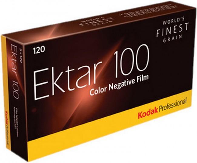 KODAK EKTAR 100 PROF. 120X5 - zdjęcie główne