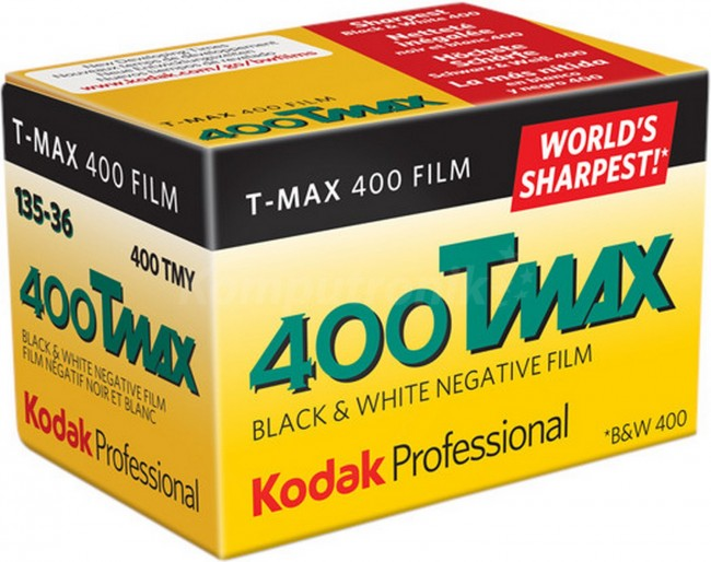 Kodak B&W T-Max TMY400 135-36 - zdjęcie główne