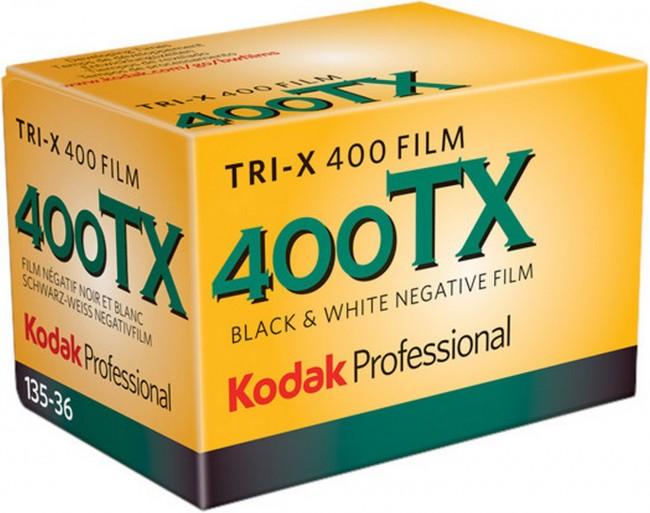 KODAK TRI-X 400TX 135-36 - zdjęcie główne