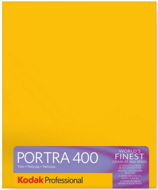 KODAK PORTRA 400 4X5 10 - zdjęcie główne