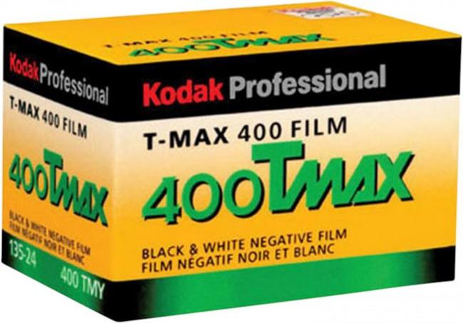 KODAK T-MAX 400 135-24X1 - zdjęcie główne