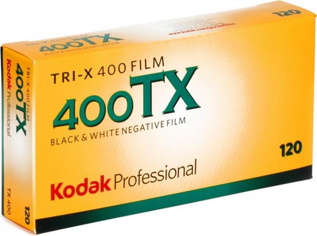 KODAK TRI-X 400TX 120X5 - zdjęcie główne