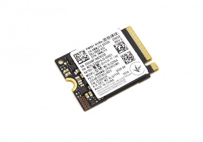 Samsung M.2 2230 PCIe Nvme PM991 256GB [z demontażu] - zdjęcie główne