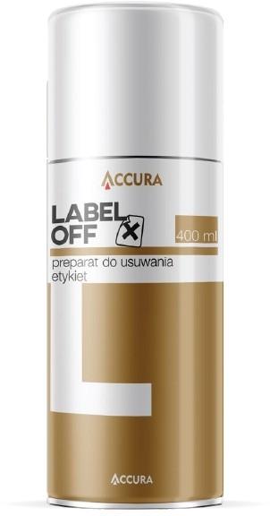 Accura LabelOff 400ml - zdjęcie główne