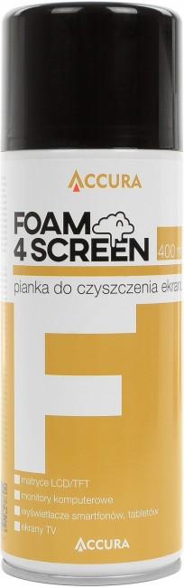 Accura Screen Foam Cleaner 400ml - zdjęcie główne