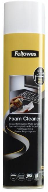 Fellowes pianka antystatyczna do czyszczenia obudów 400 ml - zdjęcie główne