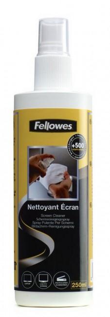 Fellowes płyn do czyszczenia ekranu 250 ml - zdjęcie główne