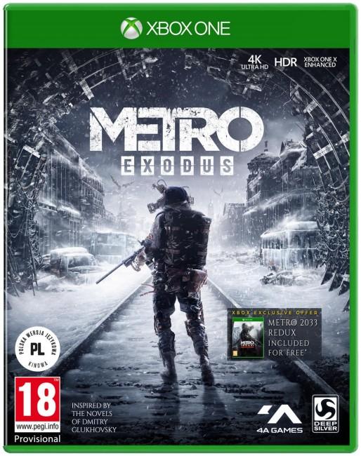 Metro Exodus (XONE) - zdjęcie główne