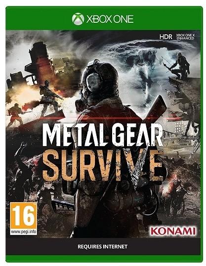 Metal Gear Survive (XOne) - zdjęcie główne
