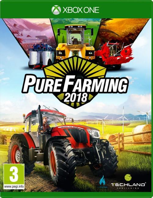 Pure Farming 2018 Day1 (XONE) - zdjęcie główne
