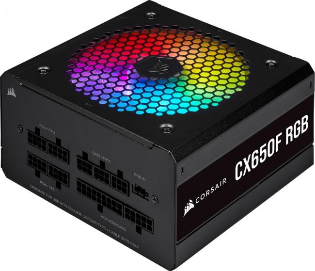 Corsair CX650F CP-9020217-EU - zdjęcie główne