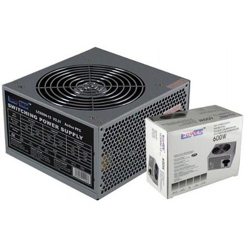 LC-POWER 600w LC600H-12 - zdjęcie główne
