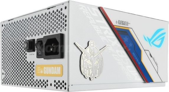 ASUS ROG STRIX 850G GUNDAM - zdjęcie główne