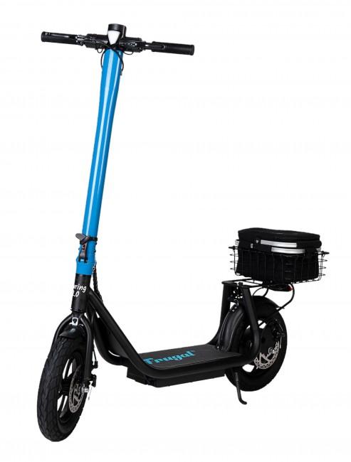 Frugal Touring 2.0 - czarno-niebieski - zdjęcie główne