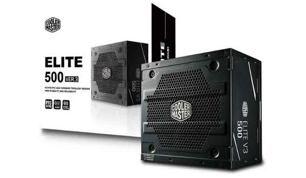 Cooler Master Elite V3 500W - zdjęcie główne
