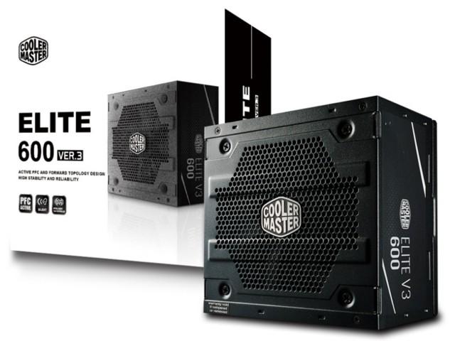 Cooler Master Elite V3 600W - zdjęcie główne
