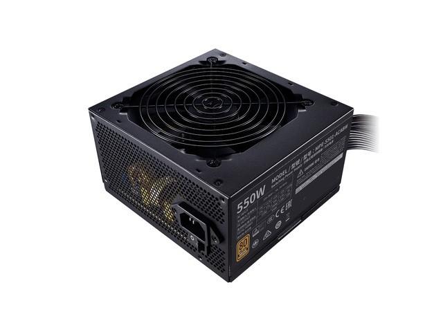 Cooler Master MWE 550W V2 80+ Bronze - zdjęcie główne