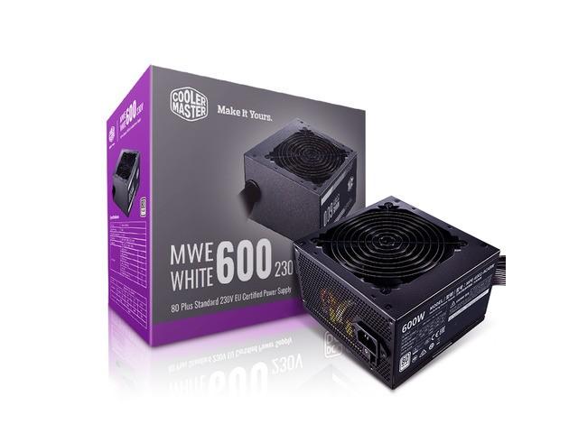 Cooler Master MWE White 600W V2 80+ - zdjęcie główne