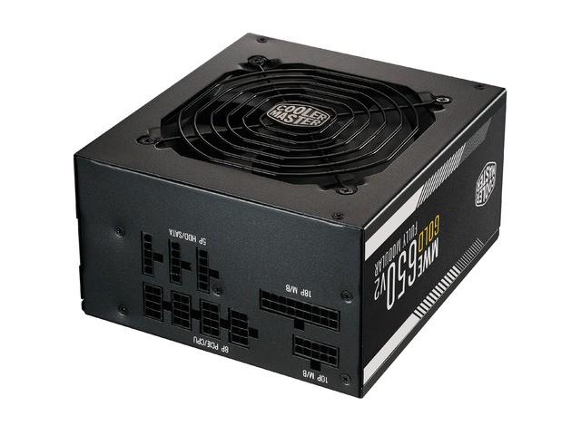 Cooler Master MWE 650W V2 80+ Gold - zdjęcie główne