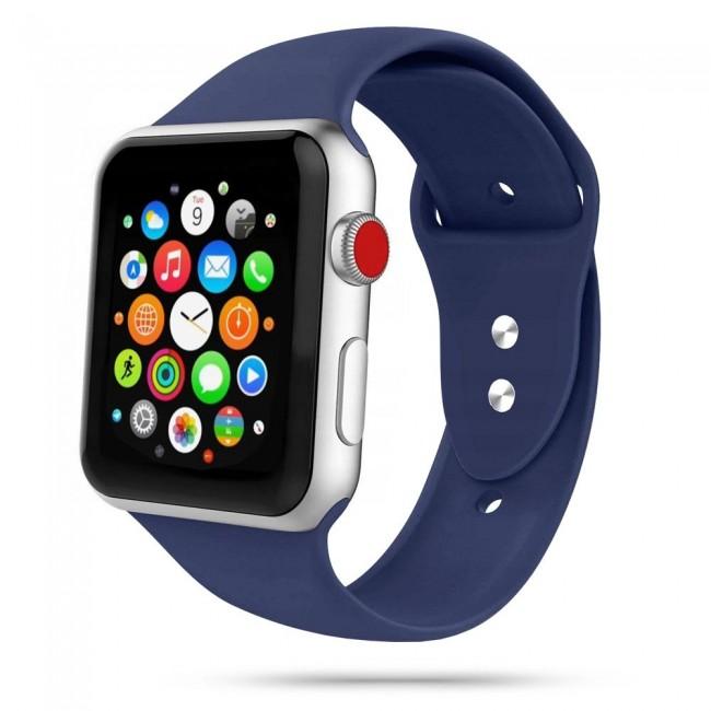 Tech-Protect Iconband Apple Watch 2/3/4/5/6/SE 38/40mm midnight blue - zdjęcie główne