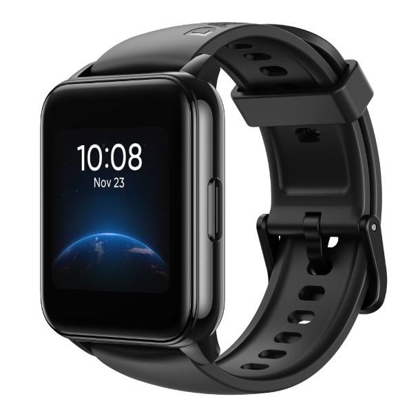 realme Watch 2 czarny - zdjęcie główne