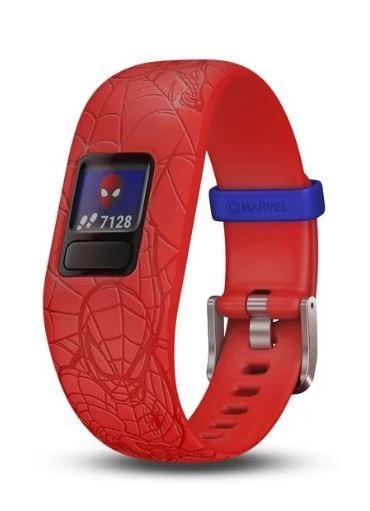 Garmin Vivofit Junior 2 Marvel Spider-Man czerwony - zdjęcie główne