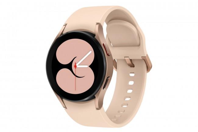 Samsung Galaxy Watch 4 40mm różowo-złoty (R860) - zdjęcie główne