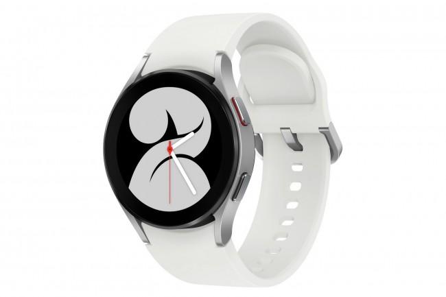 Samsung Galaxy Watch 4 40mm srebrny (R860) - zdjęcie główne