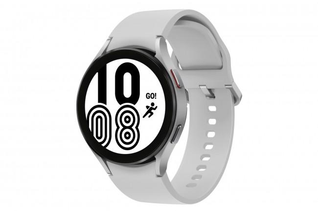 Samsung Galaxy Watch 4 44mm srebrny (R870) - zdjęcie główne