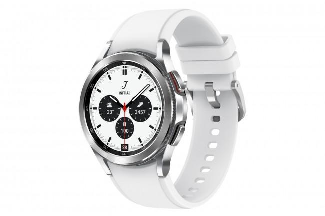 Samsung Galaxy Watch 4 Classic 42mm srebrny (R880) - zdjęcie główne