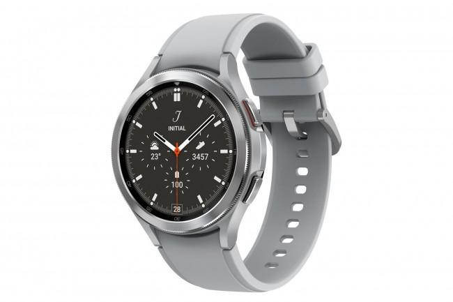 Samsung Galaxy Watch 4 Classic 46mm srebrny (R890) - zdjęcie główne