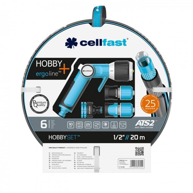 Cellfast Zestaw zraszający Hobby ATS 2 CF16209 - zdjęcie główne