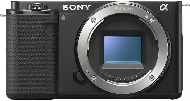 Sony ZV-E10 Korpus do videoblogów - zdjęcie główne